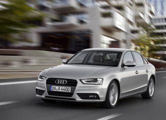 Δοκιμή Audi A4 1.8 TFSI 170 PS