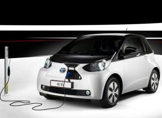 Ηλεκτρικό Τoyota iQ EV