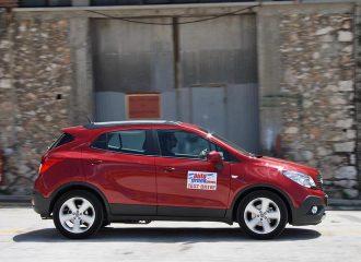 Opel Mokka ντίζελ 1.7 CDTI AWD