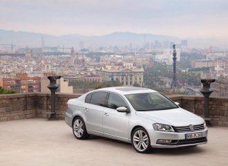 Volkswagen Passat 1.4 TSI BMT 122 PS