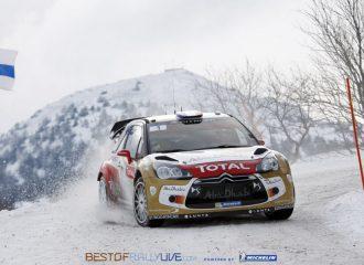 Rallye Monte Carlo: Nικητής ο Loeb