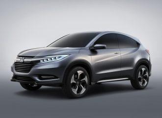 Το νέο αστικό Honda Urban SUV concept