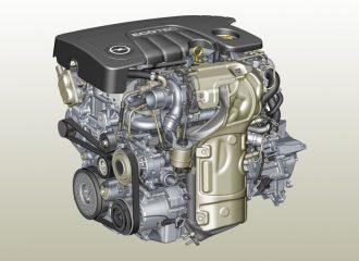 Νέος 1.6 λίτρων ντίζελ κινητήρας της Opel