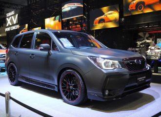 Subaru Forester Sport concept