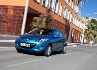 Δοκιμή Mazda2 1.3 5d