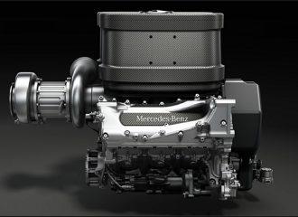 Ο νέος κινητήρας της F1 Mercedes του 2014