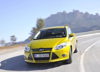 Ford Focus 1.0 EcoBoost 125 PS 5d