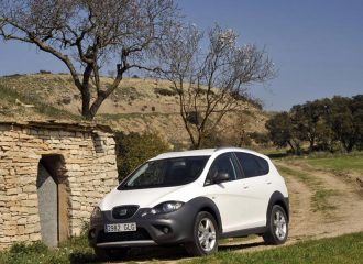 SEAT Altea Freetrack ντίζελ 1.6 TDI CR 105hp