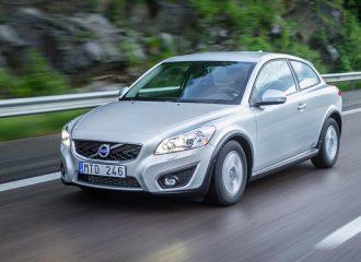 Δοκιμή Volvo C30 1.6 DRIVe