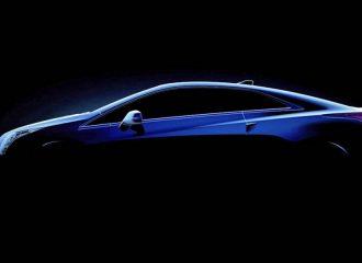 Η νέα ηλεκτροκίνητη κουπέ Cadillac ELR