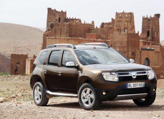 Δοκιμή Dacia Duster ντίζελ 1.5 dCi 4×4