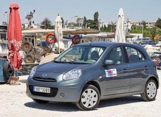 Δοκιμή Nissan Micra αυτόματο 1.2 CVT