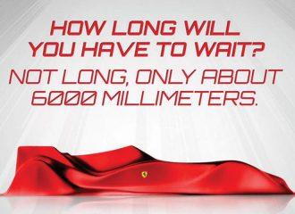 Το πρώτο teaser της Ferrari F1 2013