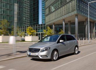 Δοκιμή Mercedes 1.6 turbo B180 BlueEFFICIENCY
