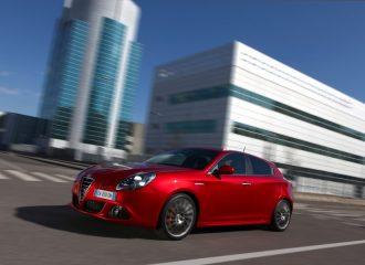 Δοκιμή Alfa Romeo Giulietta 1.4 TB 170 hp