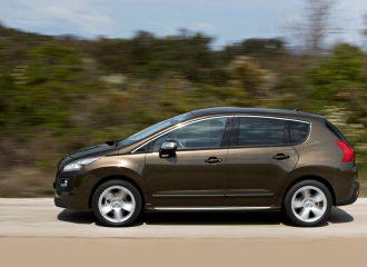 Peugeot 3008 ντίζελ 1.6 HDI 112 HP