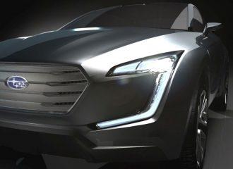 Νέο Subaru Viziv crossover concept