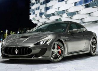 Νέα Maserati GranTurismo MC Stradale