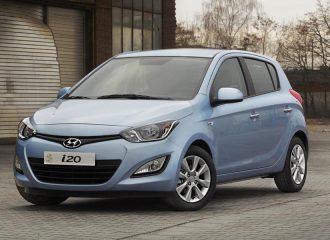 Hyundai i20 1.1 diesel