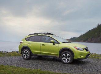 Παρουσίαση του Subaru XV Crosstrek Hybrid