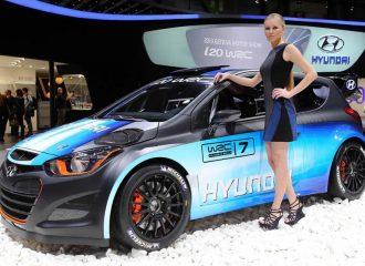 Αναβαθμισμένο το Hyundai i20 WRC