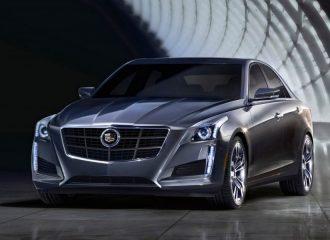 Η νέα πληθωρική και δυναμική Cadillac CTS