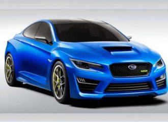 Νέο Subaru Impreza WRX Concept