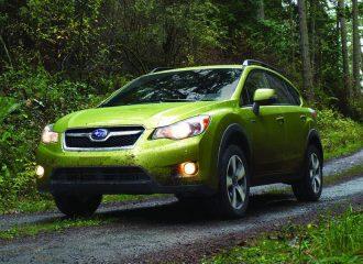 Νέο Subaru XV Crosstrek Hybrid