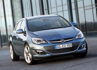 Opel Astra diesel 1.7 CDTi EcoFlex