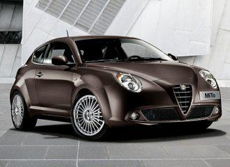 Alfa Romeo MiTo 1,3 JTDM-2 85 HP