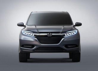 Με δυναμισμό το νέο Honda Urban SUV concept