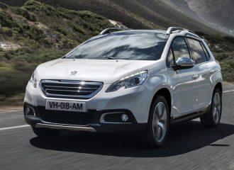 Το Peugeot 2008 με νέο 1.2 turbo κινητήρα