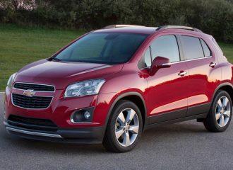 Tο νέο μικρό SUV Chevrolet Trax