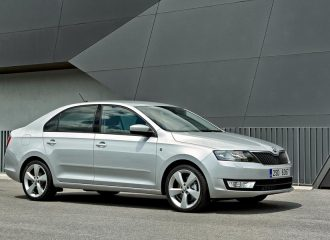 Skoda Rapid 1.2 TSI 105 PS