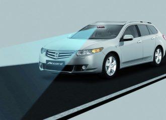 Σύστημα αποφυγής ατυχήματος στα μελλοντικά Honda