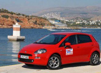Fiat Punto ντίζελ 1.3 MTJ 85 PS