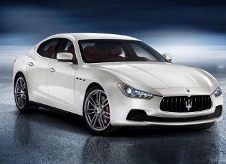 Η πολύ δυναμική νέα Maserati Ghibli