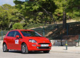 Fiat Punto 2012 1.3 MTJ 85 PS από 12.490 ευρώ