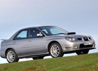 Subaru Impreza STi (2006)