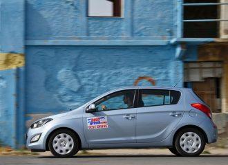 Hyundai i20 1.1 diesel από 11.790 ευρώ