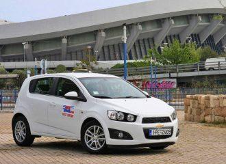 Δοκιμή Chevrolet Aveo 1.3 Diesel 95PS (6ΜΤ)