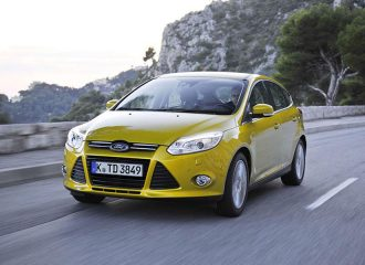 Ford Focus 1.0 EcoBoost 100 PS