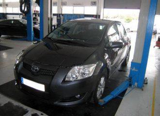 Συνεργείο Toyota Ανδριτσάκης
