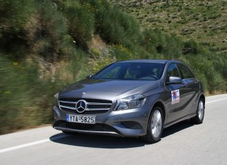 Mercedes A 180 CDI BlueEFFICIENCY