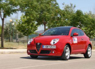 Δοκιμή Alfa Romeo MiTo 0.9 TwinAir 85hp