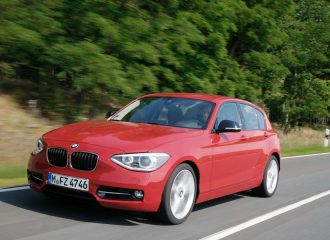 BMW 116d EfficientDynamics 5d