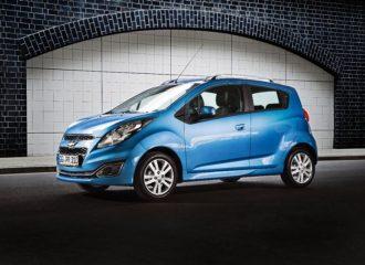 Chevrolet Spark 1.0 LS Minus από: 6.990 ευρώ