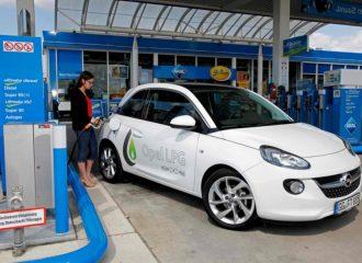Opel ADAM με υγραέριο 1.4 LPG