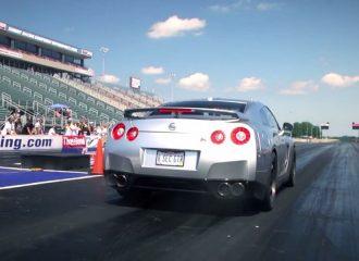 Nissan GT-R βελτιωμένο κάνει 0-96 χλμ./ώρα σε 1,78 δλ.!