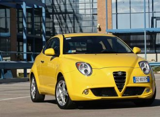 Alfa Romeo MiTo με υγραέριο 1.4 LPG Turbo 120HP
